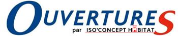 ISO CONCEPT HABITAT : Portes, fenêtres, volets et portails, Ouverture S (Accueil)